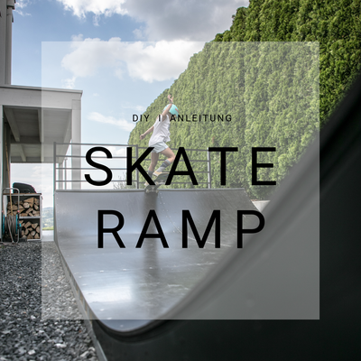 Skate Ramp, Micro Ramp, Skateboarding Ramp, selber bauen, Anleitung DIY Blog Schweiz