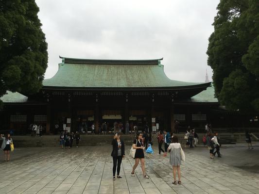 Der Meiji-Schrein