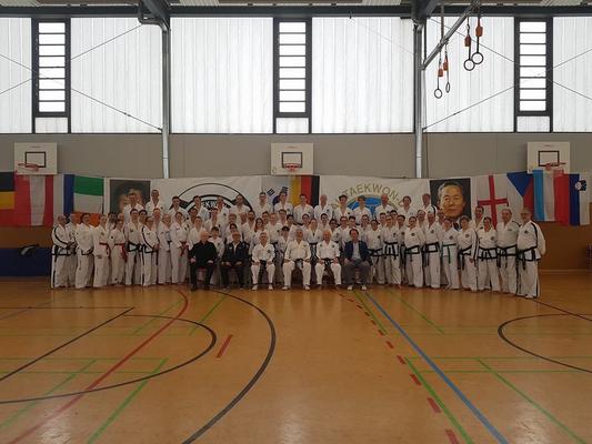 Master Class Seminar mit Großmeister Trevor Nicholls in Dortmund