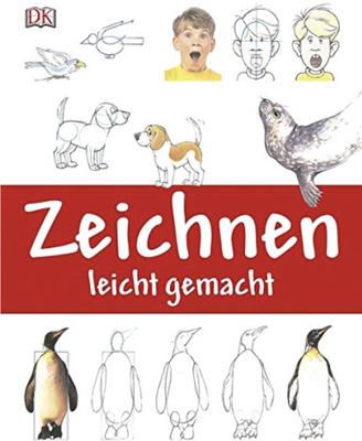 Zeichnen leicht gemacht, DK-Verlag 6,95€
