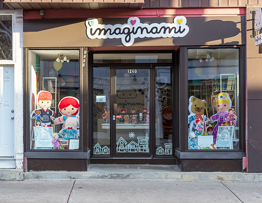 Atelier boutique de imaginami