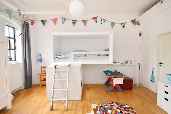 Raumkonzept, Möbelbau, Kinderzimmer, Privat