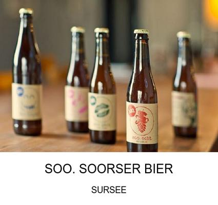 Brauereibesichtigung Soo. Soorser Bier