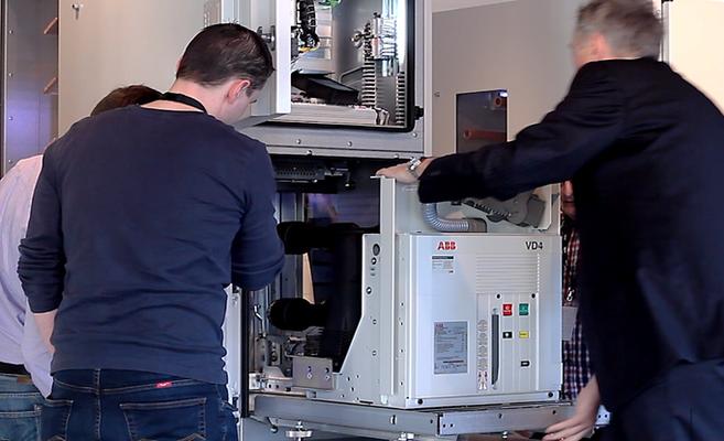 Schaltbefähigung zur Schaltberechtigung in Ratingen bei ABB - Peter Pusch - Florian Pusch