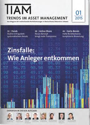 Die Redaktion von TiAM-Trends im Asset Management liegt bei report media