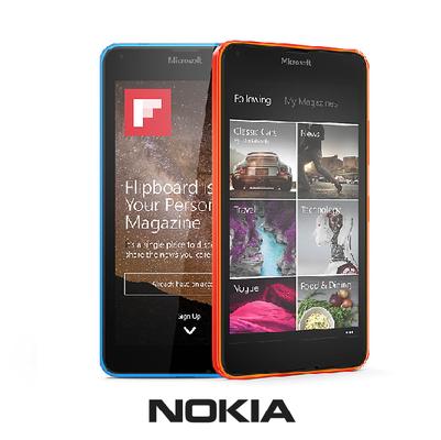 Téléphone Nokia Microsoft