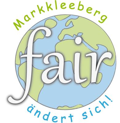 Logo / Signet für das Projekt Fairtradetown Markkleeberg