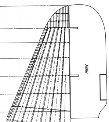 Plan utilisé pour la fabrication