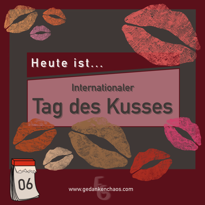 Internationaler Tag des Kusses