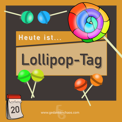 Lollipop-Tag