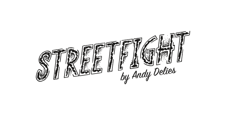 Streetfight by Andreas Delies