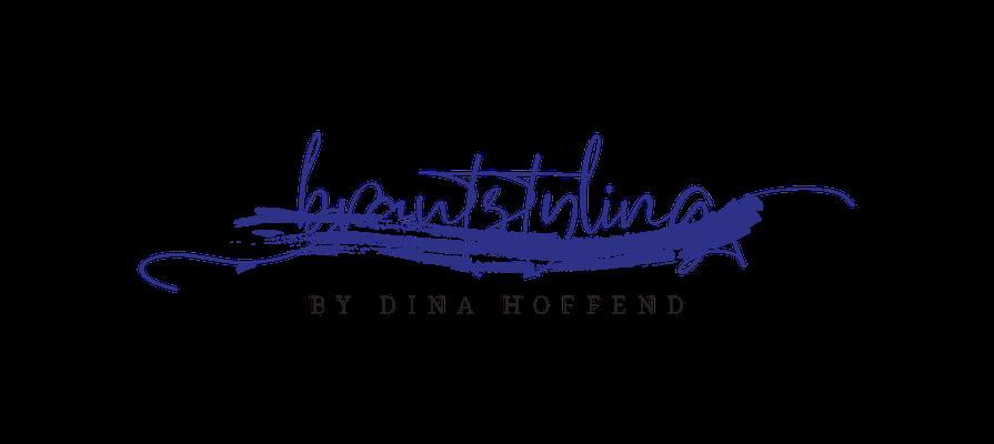 Dinahs Brautstyling