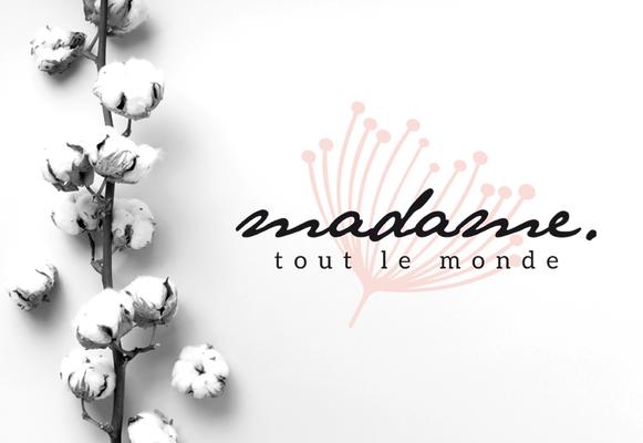 MADAME TOUT LE MONDE • Identité visuelle • Saint-Lyphard