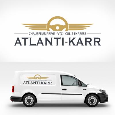 ATLANTI-KARR • Logo / Covering - Loire-Atlantique