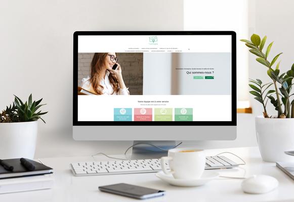 L'ADRESS PRO • site internet responsive • La Baule