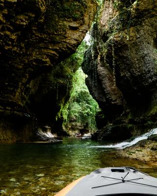 Martvili Canyon Tipps