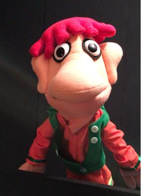 Puppets Las Fantásticas Andanzas de Kike Meñike TITERES GARABATOSOS