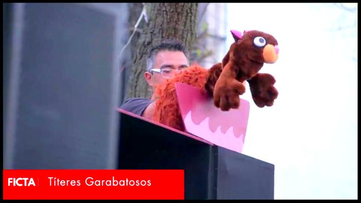 Titeres Garabatosos FICTA 2016