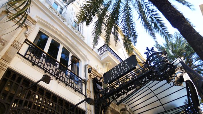 Detalle Hotel Reina Vitoria de Valenica