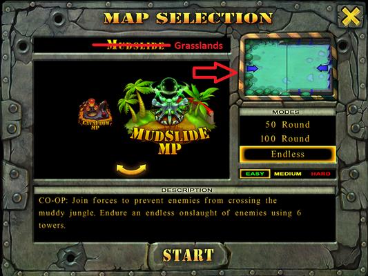 Grasslands Map Preview