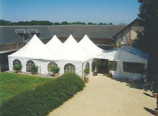 Location de Tentes et chapiteaux en Normandie