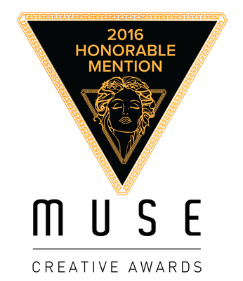 Muse Creative Awards 2016 Honorable Mention.