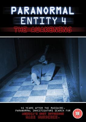 Paranormal Entity 4 - The Awakening (2012/de Martin Wichmann)