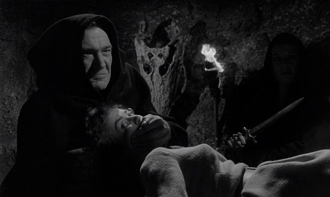 La Cité des Morts de John Moxey - 1960 / Epouvante - Horreur