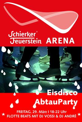 AbtauParty Schierker Feuerstein Arena 2019