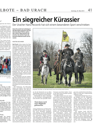 RossFoto Dana Krimmling Günzburger Nachrichten 2013