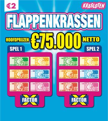 Flappenkras - €2
