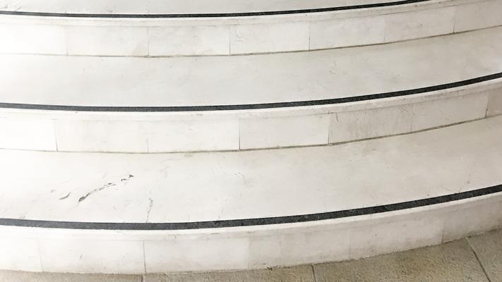 Rutschschutz für die Treppe