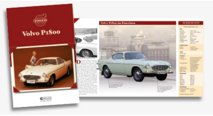 Volvo Collection, 2015–2018 (Éditions Atlas)