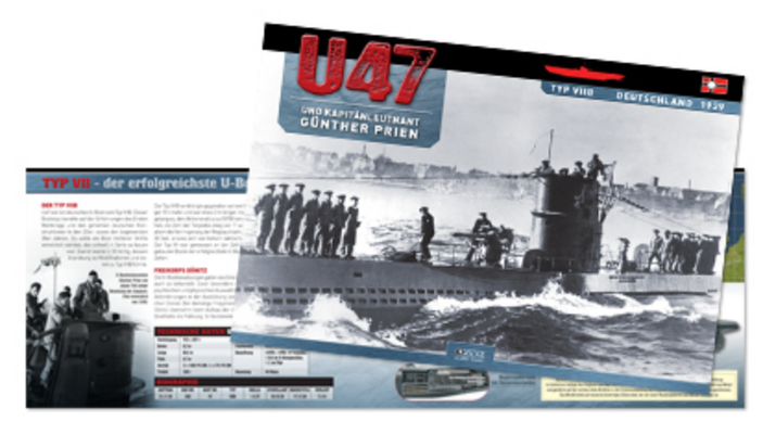 U-Boote Collection, 2014–2015 (Éditions Atlas)