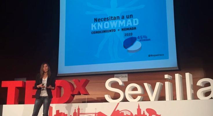 Conferencia en TEDxSevilla