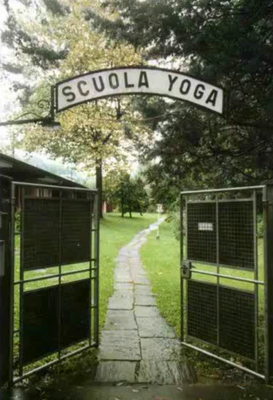 Yoga-Sommerschule Yesudian-Haich in Ponte Tresa