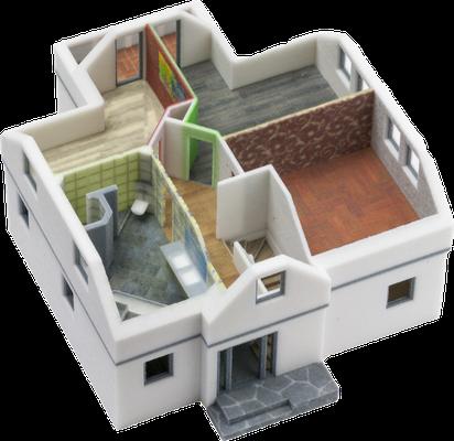 Architekturmodellbau