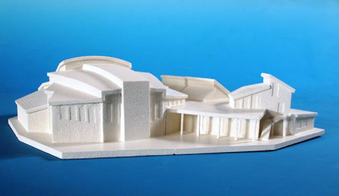 3D-Architekturmodelle