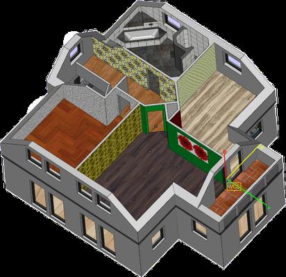 3D-Druck-'Architekturmodelle.de