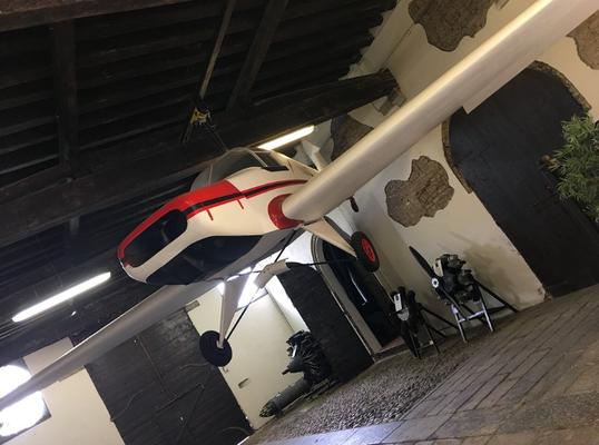 Un velivolo
