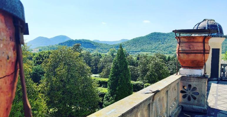 Panorama Colli Euganei