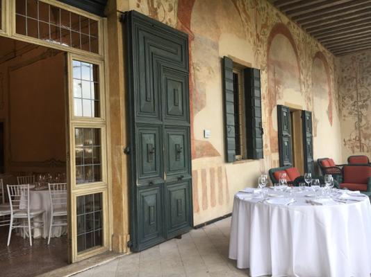 Eventi in villa
