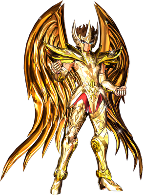Aiolos de Sagittarius V. God Cloth
