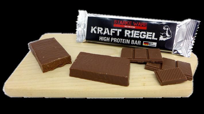KraftRiegel High Protein Bar Chocolate Shock