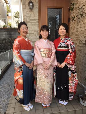 2017.3 卒業式