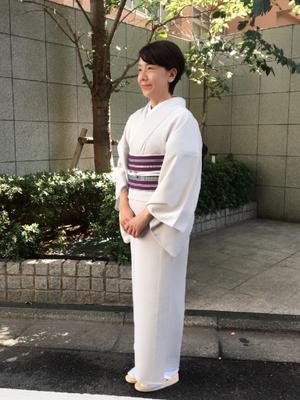 2018.9 女将さんデビュー