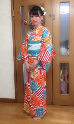 2016.8 浴衣でフェス!