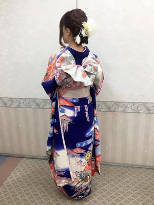 2018.2 結婚式~ご親族の装い