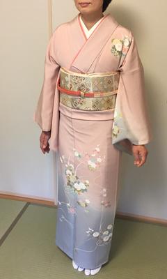 2016.3 小学校卒業式のお母様