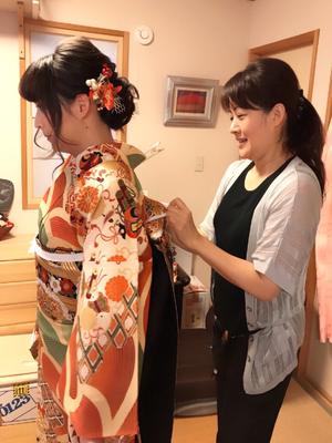 2017.9 成人式撮影